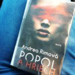 RECENZIA: Andrea Rimová - Popol a hriech