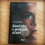 Predstavovačka | Eva Dedinská - Dievčatko s modrými očami
