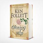 PREDSTAVUJEM: Ken Follett - Ohnivý stĺp