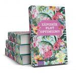 Zápisník plný optimizmu - ideálne miesto pre nápady, myšlienky a životné ciele