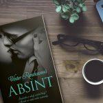 Šteklivý a provokujúci Absint – román (nielen) o rizikách online zoznamky