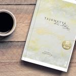 Kniha Tajomstvá: Výber z básní Andreja Sládkoviča v krásnej reprezentatívnej úprave