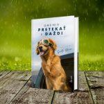 Kniha Umenie pretekať v daždi od Gartha Steina: Dojímavý príbeh o láske, priateľstve a záchrane rodiny na pozadí automobilového športu