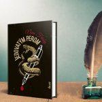 Kniha Jedovatým perom od Niny Frisby: Príbeh z blogerského prostredia plný temných tajomstiev a nenávisti