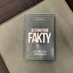 Kniha Alternatívne fakty od švédskej autorky Asy Wikforss (nielen) o tom, ako môžete odlíšiť dezinformácie od pravdivých správ